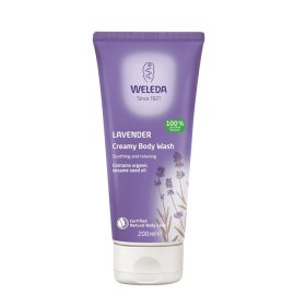 Weleda Body Wash Creamy Lavender 200ml
