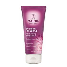 Weleda Body Wash Evening Primrose (Revitalising) 200ml