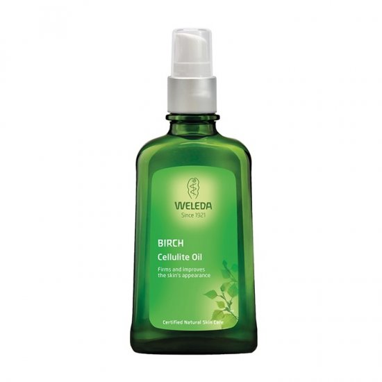Weleda Cellulite Oil Birch 100ml