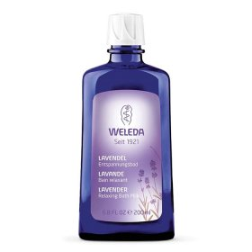 Weleda Lavender Relaxing Bath Milk 200ml