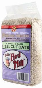 STEEL CUT OATS PURE WHEAT FREE