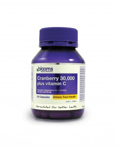 CRANBERRY 30,000 PLUS VITAMIN C