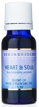 HEART AND SOUL ESSENTIAL OIL BLEND 11ML By Springfields