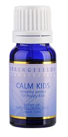 CALM KIDS ESSENTIAL OIL BLEND 11ML By Springfields