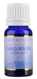 MIND POWER ESSENTIAL OIL BLEND 11ML By Springfields