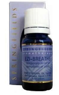 EZI-BREATHE ESSENTIAL OIL BLEND 11ML By Springfields