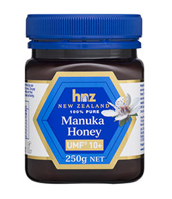 PURE MANUKA HONEY UMF 10+ 250G BY HNZ