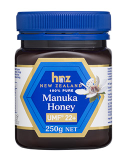 PURE MANUKA HONEY UMF 20+ BY HNZ