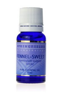 FENNEL ESSENTIAL OIL 11ML By Springfields