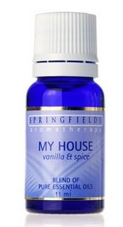 MY HOUSE AROMATHERAPY BLEND By Springfields