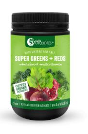 SUPER GREENS PLUS REDS