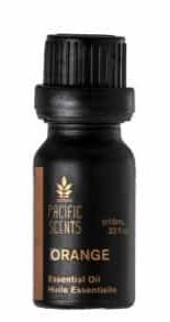 PACIFIC SCENTS ORANGE ESSENTIAL OIL