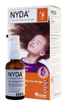 NYDA HEADLICE TREATMENT