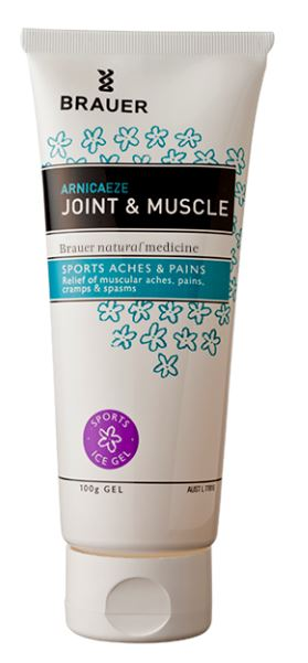 JOINT AND MUSCLE GEL